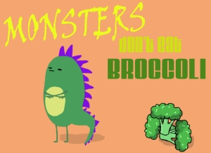 M_Sutherland_Scene 3 Dragon and Broccoli with Text_Motion Graphic Prototype
